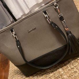 Calvin Klein Tassel Bag